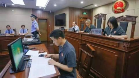 上海扫黑除恶斗争首例涉黑案件宣判 7人获刑