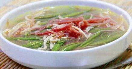 画白相 | 清清纯纯一碗汤