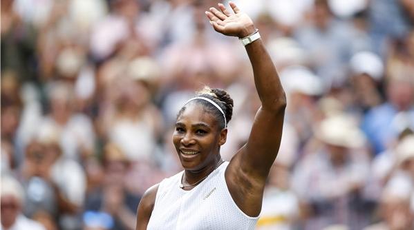 冲击职业生涯第24个大满贯冠军!自信的小威女王范儿十足