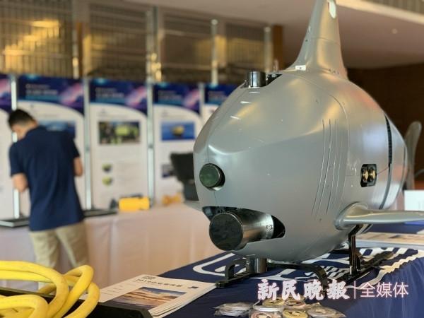 """一批海洋""""黑科技""""亮相临港,第五届上海临港海洋节落幕"""