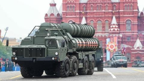 距离制裁更近?俄罗斯S-400首批设备交付土耳其