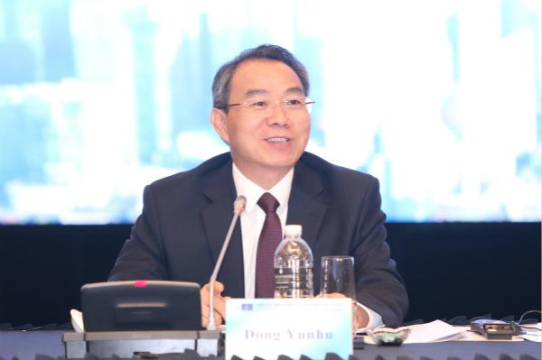 聚焦城市文化与科技创新 中欧圆桌会议三方会议在沪举行