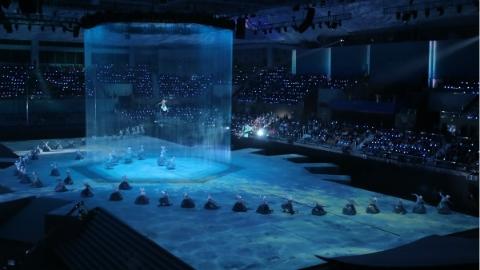 第十八届游泳世锦赛在韩国开幕 孙杨领衔中国水军光州行