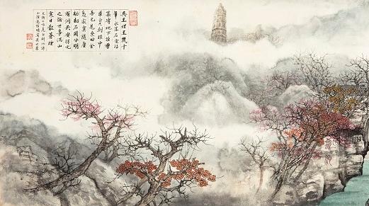 三生长忆是江南,诗心滢滢水潺潺