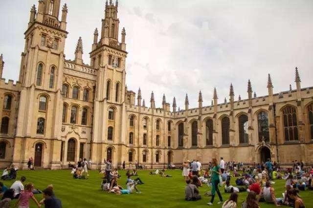 走进牛津大学,寻觅成功的答案