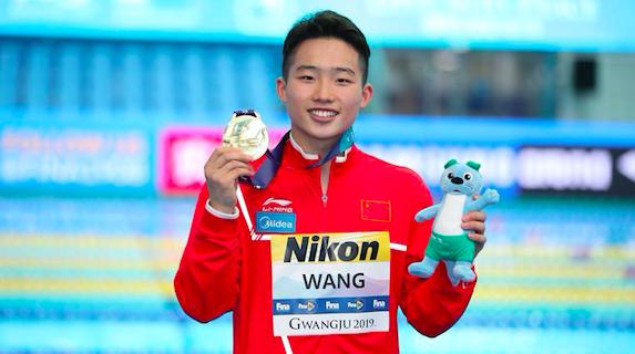 过程惊险结果满意 王宗源摘得世锦赛男子一米板冠军