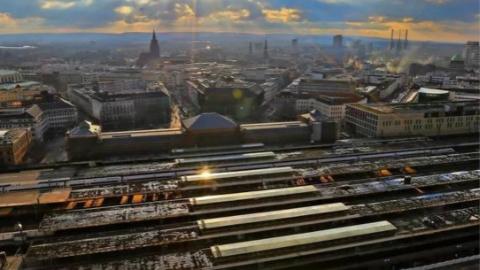 造一套房10小时,修个火车站14年,说说德式工程的快与慢