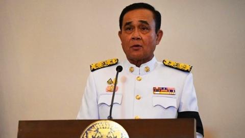 泰国宣布结束5年军人统治 新内阁将宣誓就职