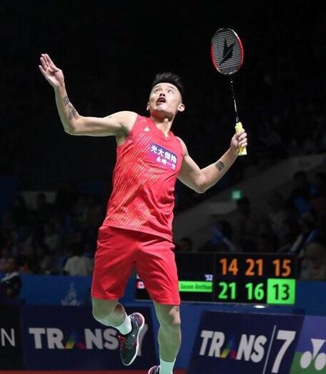 印尼羽毛球公开赛?#20540;?#25402;进男单16强