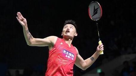 印尼羽毛球公开赛林丹挺进男单16强