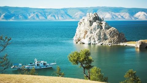 打卡秘诀 | 不结冰的贝加尔湖有别样的风情