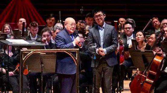 """上海爱乐乐团18-19年度乐季将落幕 要让交响乐成为中国文化最佳""""翻译"""""""