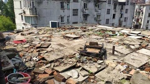 """新闻追踪 武川路的屋顶""""巨无霸""""鸽棚年底要拆了!"""