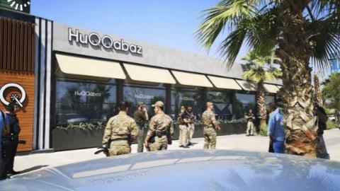 土耳其驻伊拉克一外交官遭枪杀