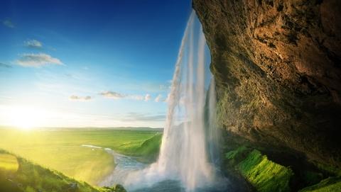 打卡秘诀 | 三伏天,一起去冰岛享受清凉