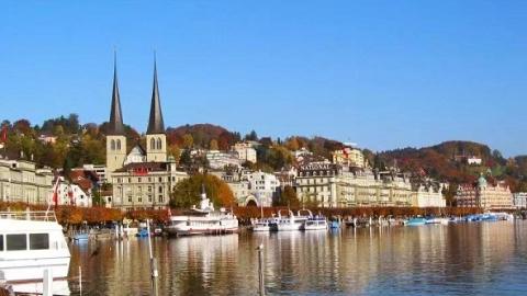打卡秘诀 | 在最好的季节去瑞士,美到嗨!