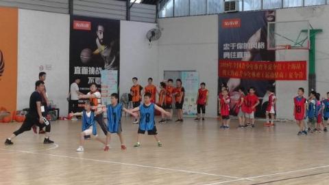 """申城首个""""运动情商""""夏令营今天在杨浦开营"""