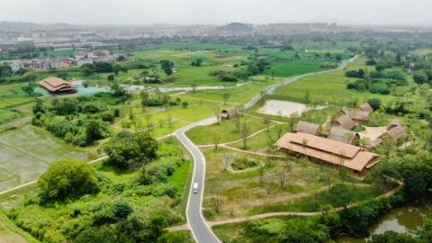 """核心区域相当于四个紫禁城!走进良渚古城遗址公园:探寻文明圣地的""""秘密"""""""