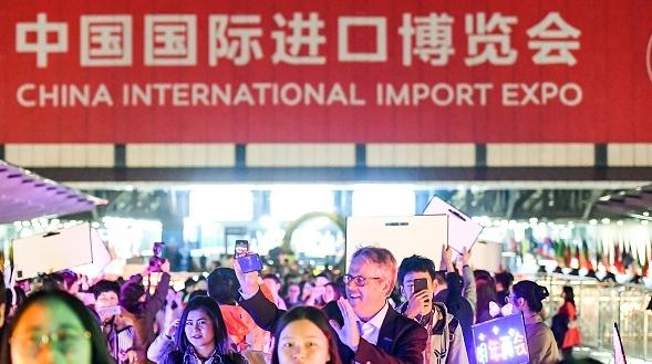 不出国门遍尝世界风味 舌尖上的进口博览会持续带来更多惊喜