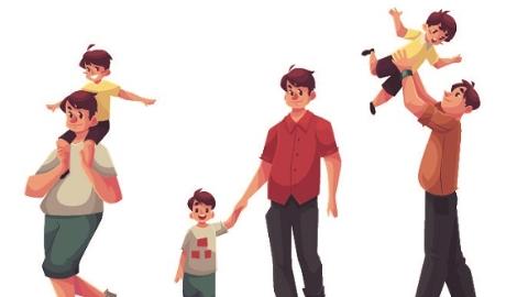 """暑假带娃怎么玩?上海""""奶爸""""亲子游购买力全国第一"""