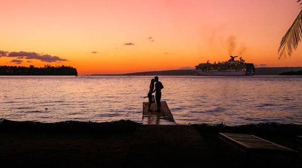 七夕会·摄影|瓦努阿图恋人