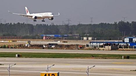 每天头顶飞过600架飞机 小镇居民难忍奥利机场噪音之苦