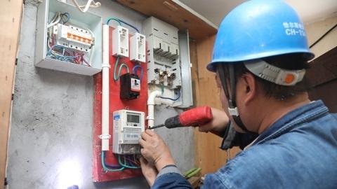 电表箱发热?低于8千瓦的可申请免费升级容量