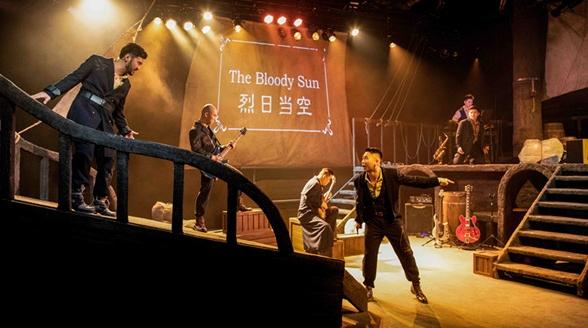 音乐剧《水手之谜》中文版首演,用音乐讲述神秘的故事