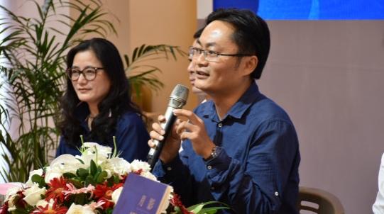 《月影——中国舞钢琴小品》书展首发 用乐韵传递当代中国味
