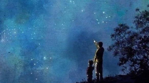 叶良骏:天上的星星