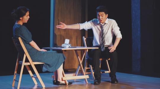 有种戏剧节开幕作《米奇在哪里》亮相:从琐碎生活中铺陈戏剧感