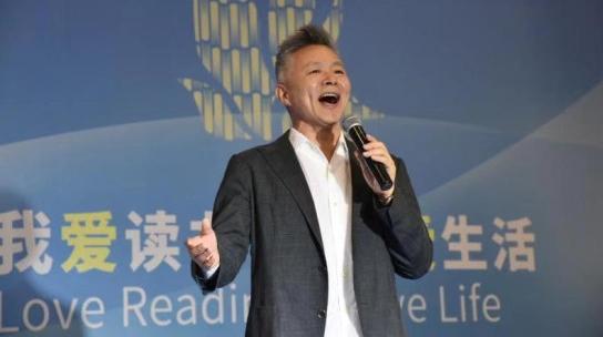 《王宏伟演唱歌曲精选》书展首发 王宏伟上海纵情放歌
