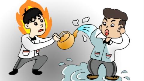 上班第一天将一壶开水泼向同事 男子因故意伤害罪获刑8个月