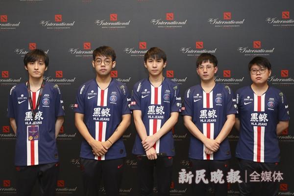 """""""竞""""在上海!独家探访TI9上的中国战队们"""