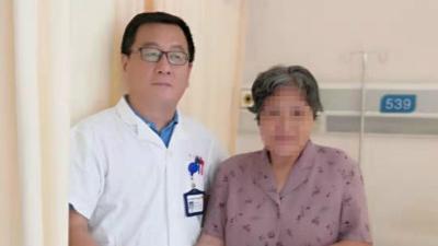 足球大小7斤半重!上海市北医院普外科成功切除罕见巨大乳腺肿瘤