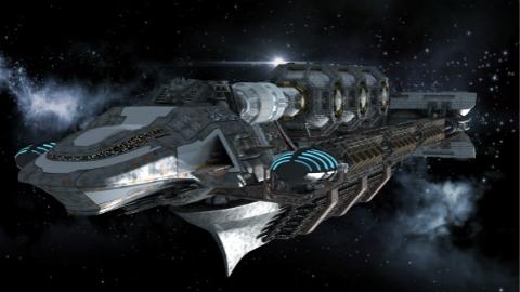 """美国""""第六军种""""太空部队将于8月底成立和运行"""