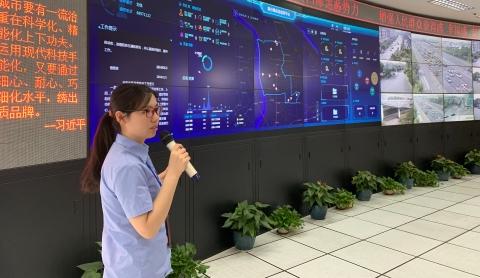 浦东高行镇打造2.0版城市智能化管理平台破解社会治理顽疾