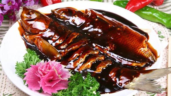 七夕会·美食 给鱼加点醋