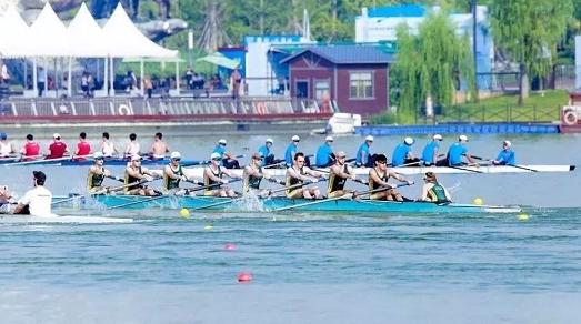 上海交大卫冕世界名校赛艇冠军赛冠军