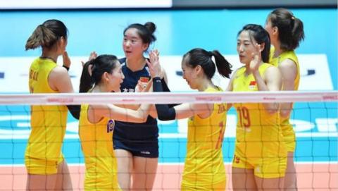 0:3不敌东道主韩国队 中国女排亚锦赛第四收官