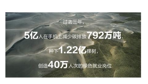互联网掀起低碳生活热潮:上海人手机种树全国第一
