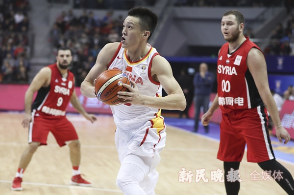 中国男篮要如何应对锋线之殇?