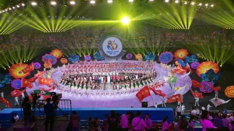 全国第十届残运会暨第七届特奥会闭幕 上海代表团分列金牌榜及奖牌榜第8位