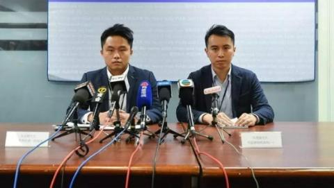 香港特区政府:对暴力及违法行为 警方定会果断执法