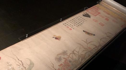 古代花木题材文物展明亮相 故宫午门上将呈现新世界