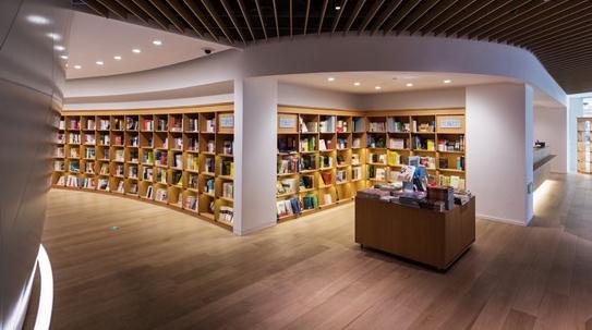 夜上海·格调丨博物馆、美术馆里的书店,谁点亮了谁