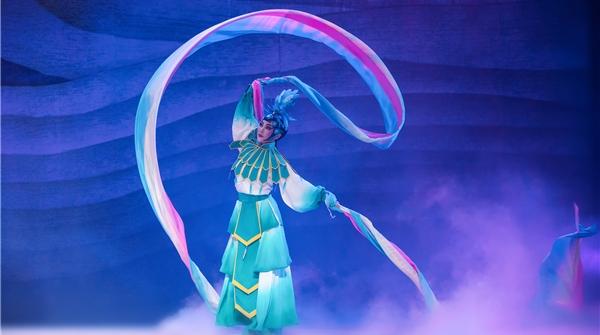 《神话中国》有多红?北欧最具影响力的艺术节特地请上海淮剧团去演出