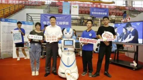 """""""程园,你好!""""6277名上海工程大新生迈入象牙塔"""