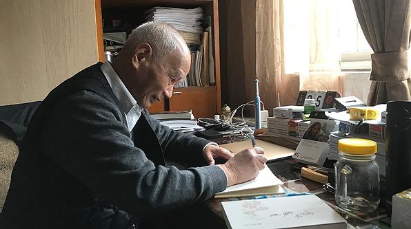"""俞子林:上海出版""""活化石"""""""