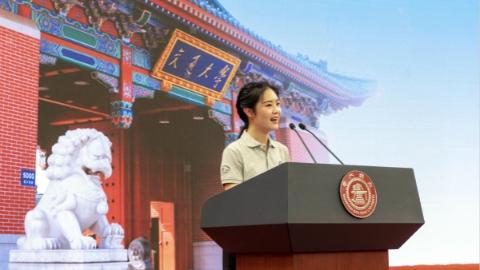 """小我融入大我,与祖国同向同行 上海交大学子""""青春告白祖国"""""""